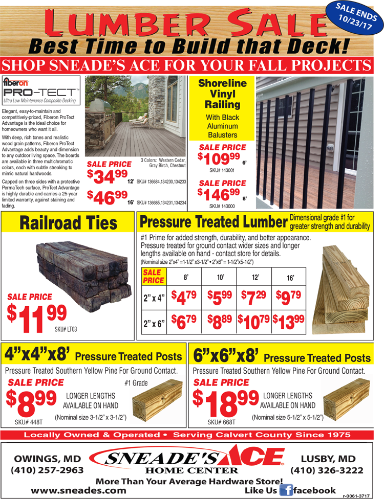 lumber sale featured
