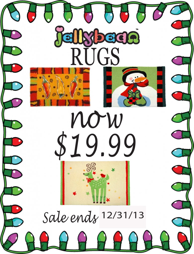 Jellybean Tm Rugs On Sale For The Holiday Sneade S Ace