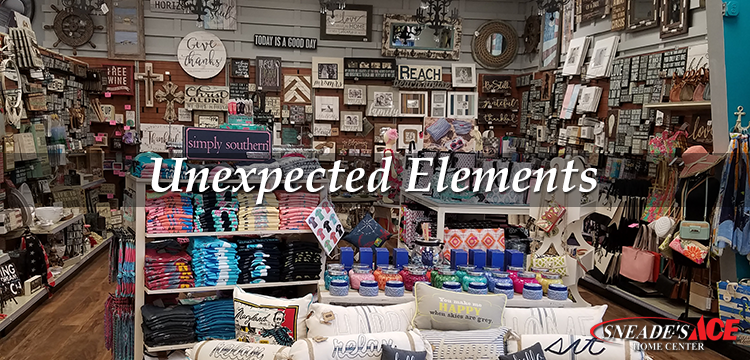 Unexpected Elements Header Image