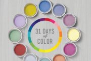 31 Days of Color Sweepstakes