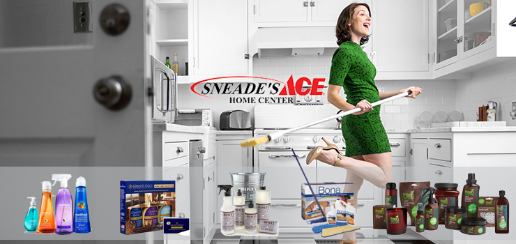 celebrating-clean-with-sneades-ace-home-center