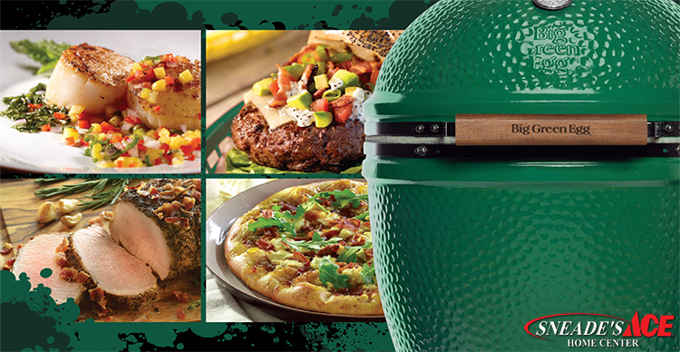 Big Green Egg Featured Image
