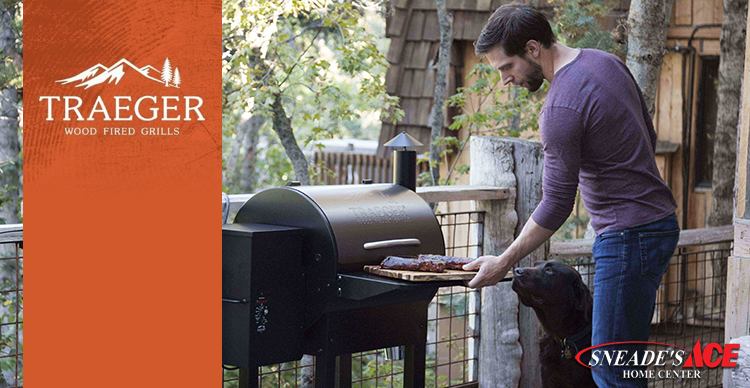 Traeger Wood Fire Grills and Pellet Smokers Featured