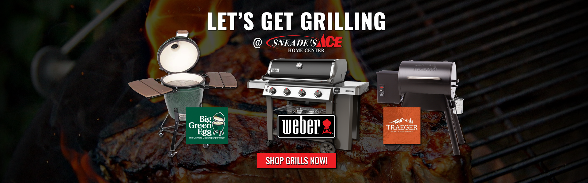 lets get grilling at sneades slider