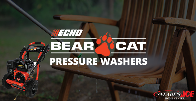 bearcat pressure washers featured