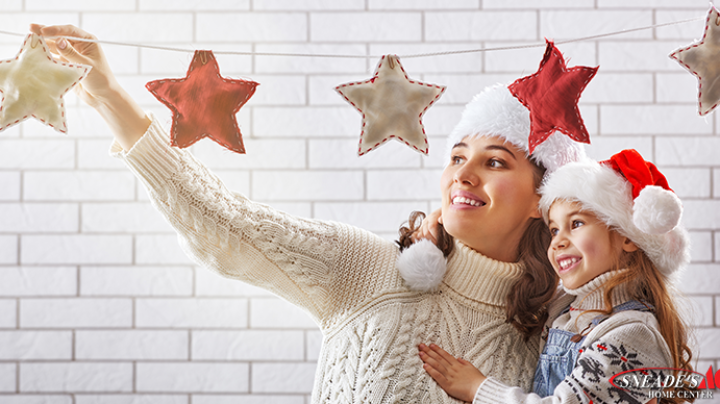 Christmas Decorating tips and tricks featured