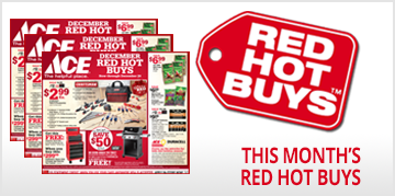 This Months Red Hot Buys December 2017