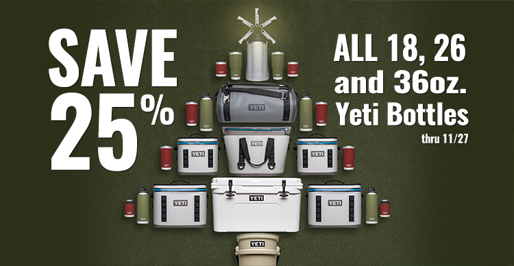 Yeti Holiday Sale Featured