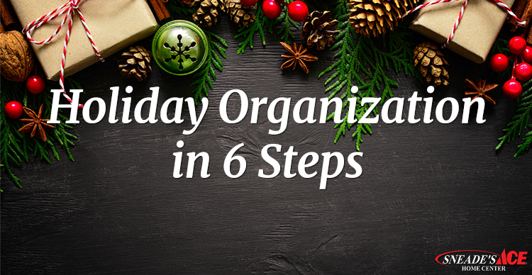 Get Organized After The Holidays Featured