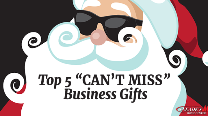 Top 5 Business Gifts Featured
