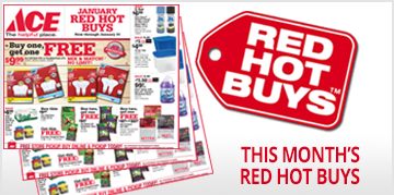 This Months Red Hot Buys January 2018
