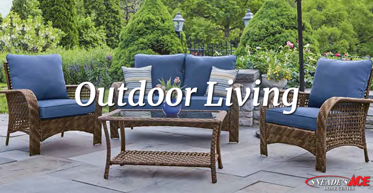 Outdoor Living 2018 Featured Image - Outdoor Living - Sneade's Ace Home Centers