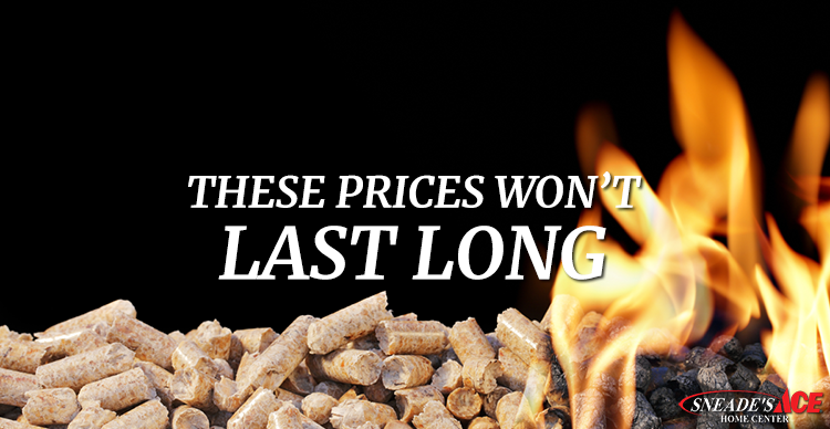 Wood Pellets Sneade S Ace Home Centers