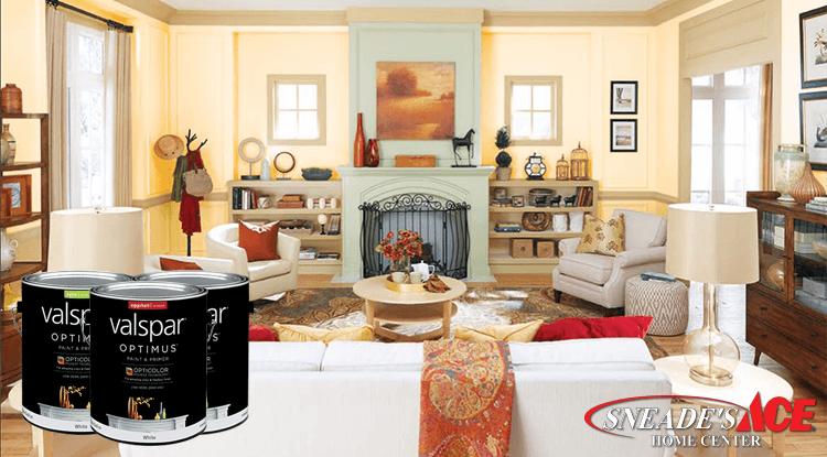 Valspar Paint - Sneade's Ace Home Centers