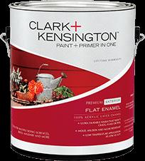 Clark Kensington Exterior Flat Enamel Sneade S Ace Home