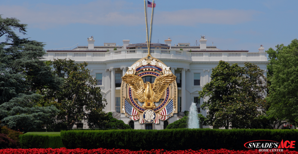 White House Ornaments Facebook Sneade S Ace Home Centers