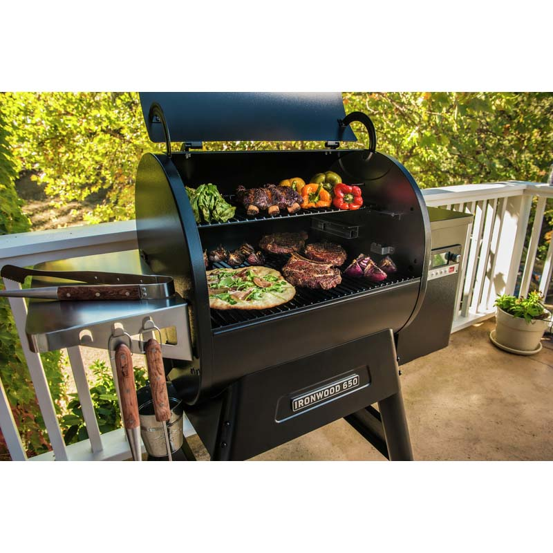 Traeger Wood Fire Grills and Pellet Smokers - Sneade's Ace
